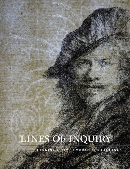 Lines of Inquiry Rembrandt Johnson Museum Cornell