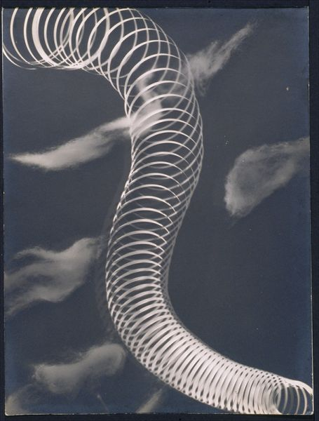 Man Ray rayograph 1922 Johnson Museum Cornell