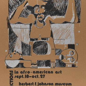 Poster Directions Afro Amer